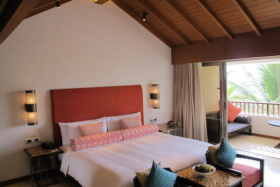 Alila Diwa Goa - Loft Bedroom