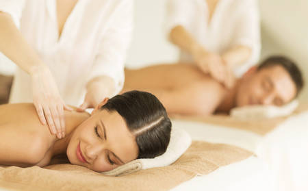 Couple Stress Release Massage 2019