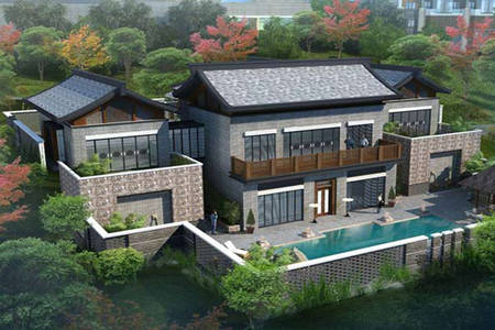 AnantaraGuiyang_Three Bedroom Pool Villa