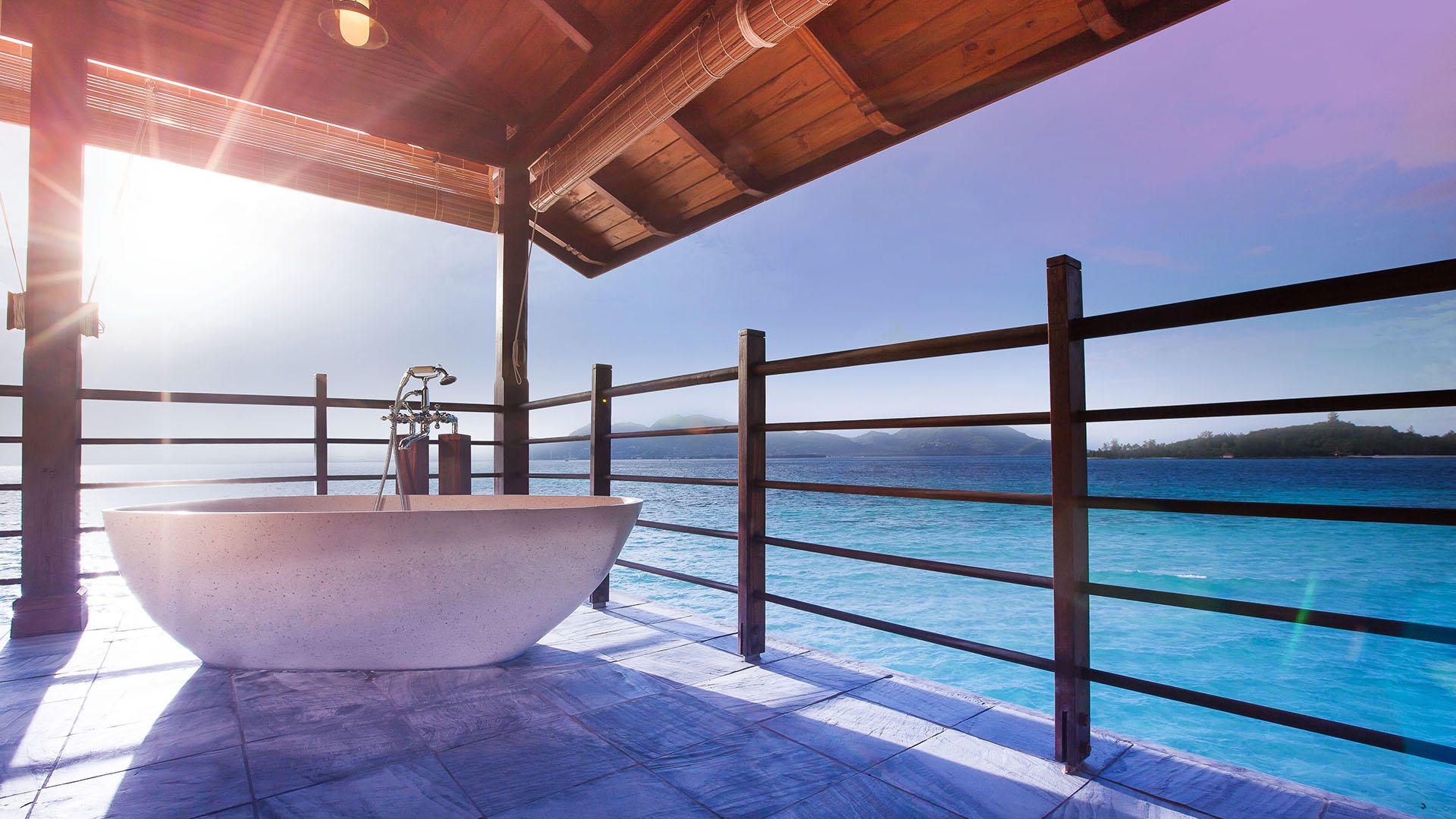 JA Enchanted Island Resort_French_bathtub_in_the_Owners_Signature_Villa1_Gallery