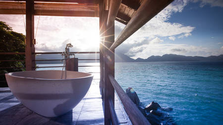 JA Enchanted Island Resort_French_bathtub_in_the_Owners_Signature_Villa2_Gallery