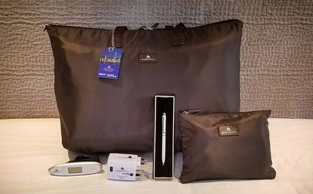 Exclusive Marco Polo Travel Kit