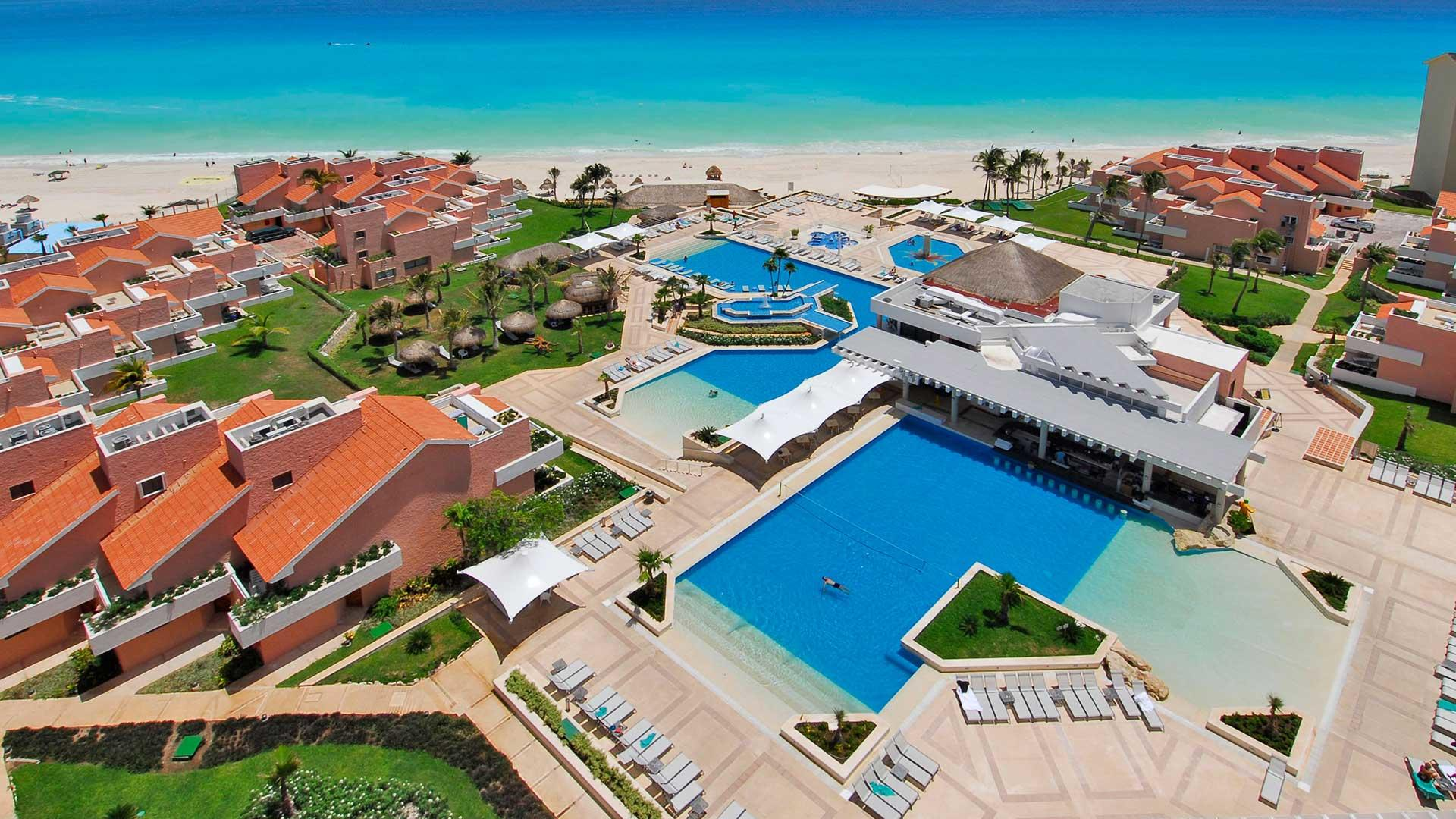 Omni Cancun Hotel Villas All Inclusive Gha