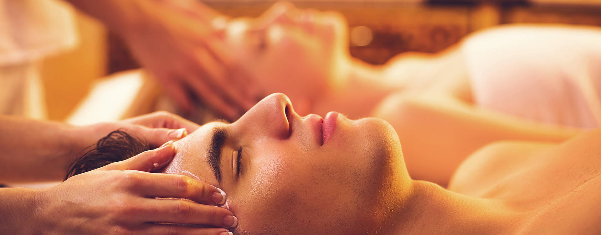 Complimentary 50 minutes body massage at Health Club for