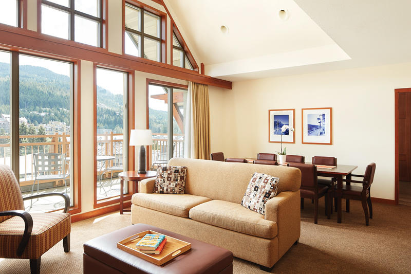 Whistler Suite - Two Bedroom Penthouse