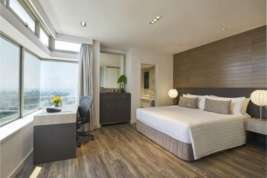PARKROYAL_Serviced_Suites_Singapore_One_Bedroom_Deluxe_Suite