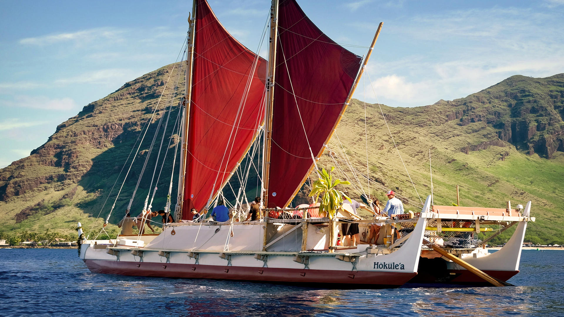 Donation to Polynesian Voyage Society_Platinum