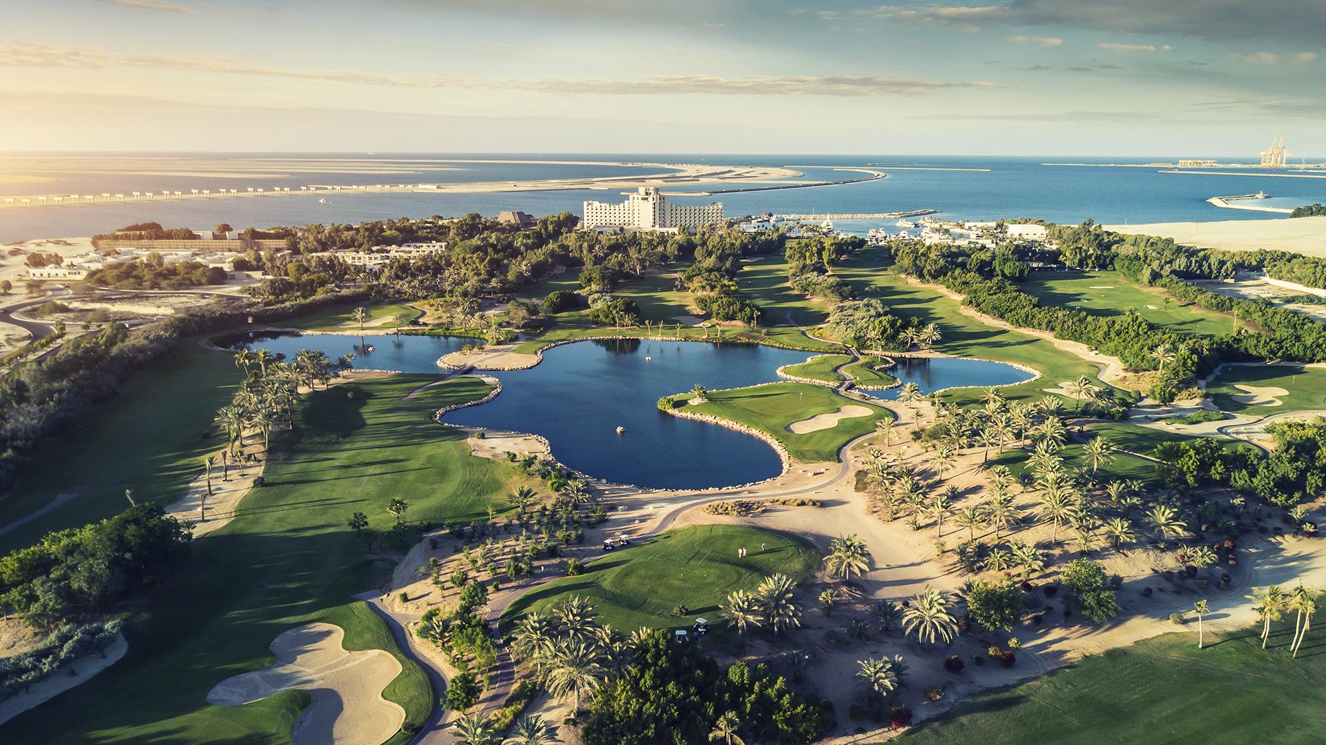 Golf_JA Beach Hotel